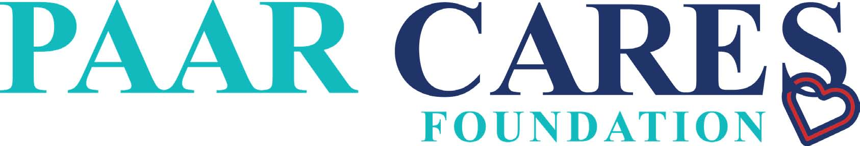PAAR Cares Foundation Logo
