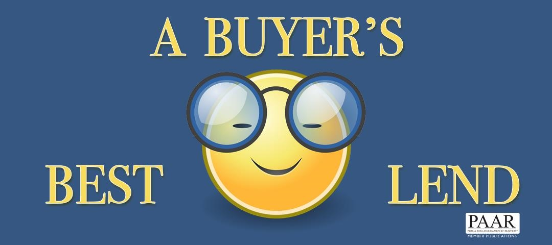 A Buyer's Best Lend